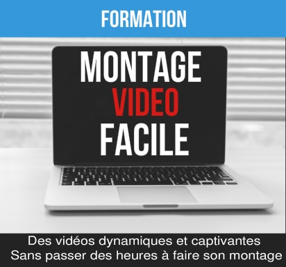 Formation montage video facile